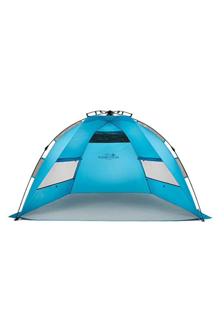 Whether You Prefer To Beach It In The Shade Or Re Traveling With Little Ones Tow This Easy Setup Tent Will Be Your Saving Grace