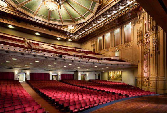Copley Symphony Hall San Diego California San Diego Symphony Stay Classy San Diego San Diego California