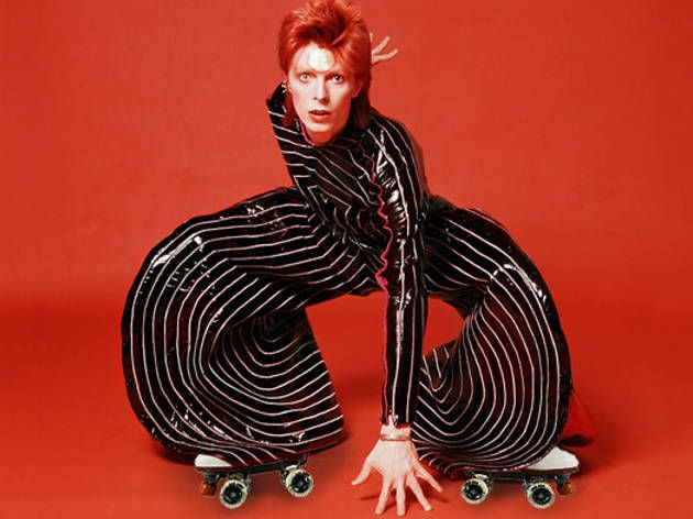 da8d01f51ea David Bowie Skate Oddity Roller Disco in 2019