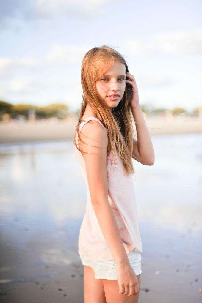 Photo By Joanna Depa Teen Girl Portrait Model Face Photo Shoot