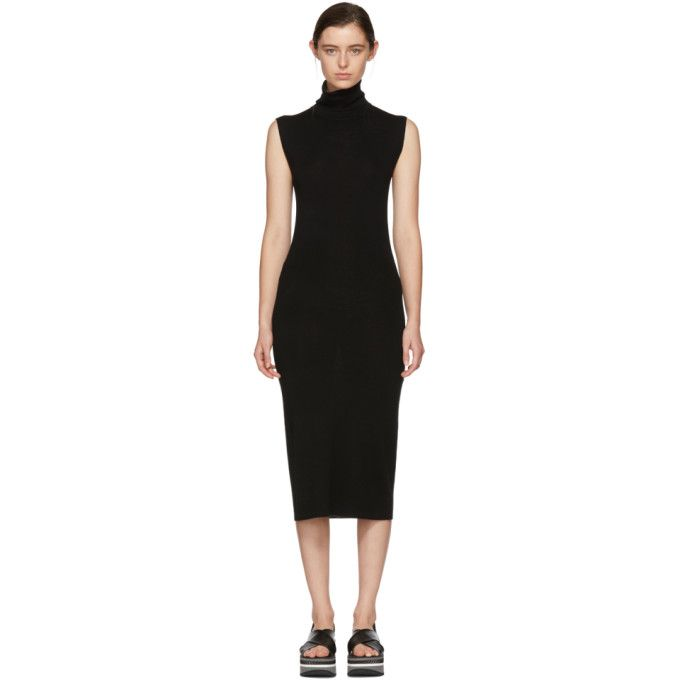 Black Wool Valpariso Turtleneck Dress Totême Cheapest Outlet Online Cheap Sale Best Store To Get TypCHW