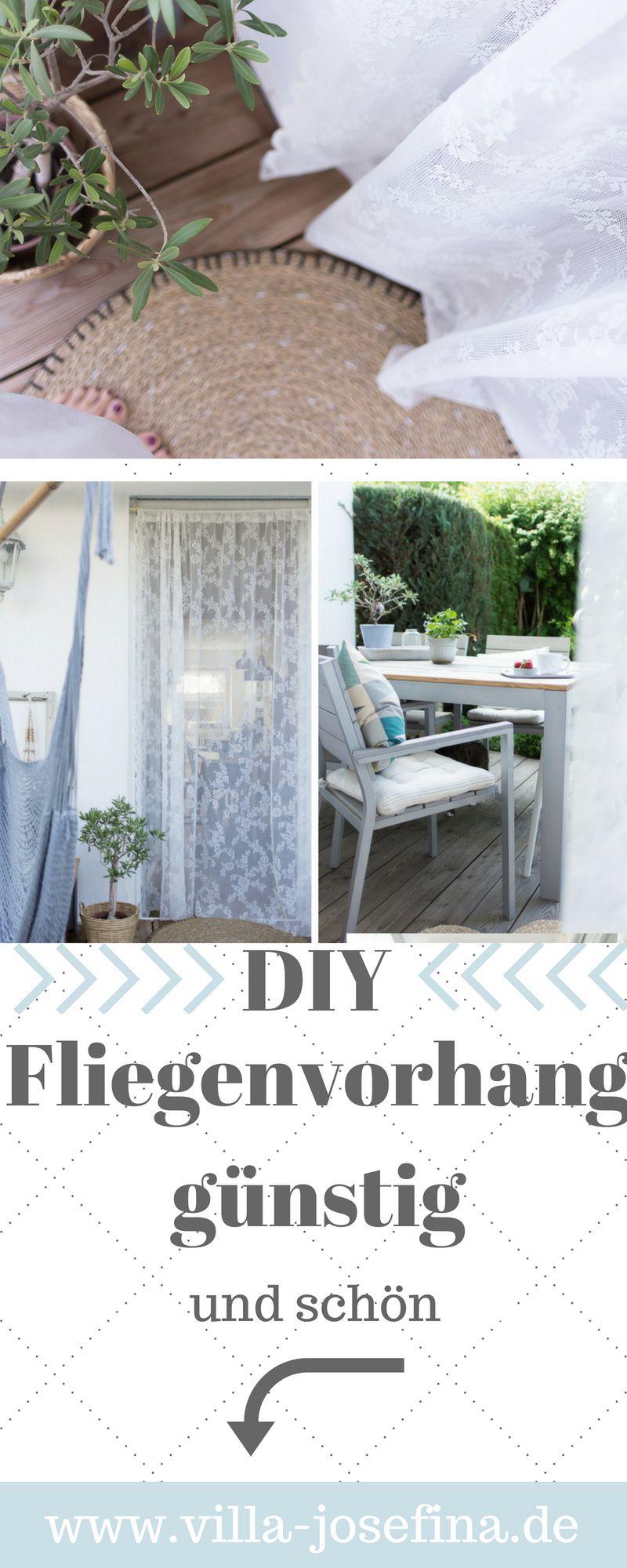 diy fliegenvorhang g nstig und sch n camper vorh nge terrasse und g nstig. Black Bedroom Furniture Sets. Home Design Ideas