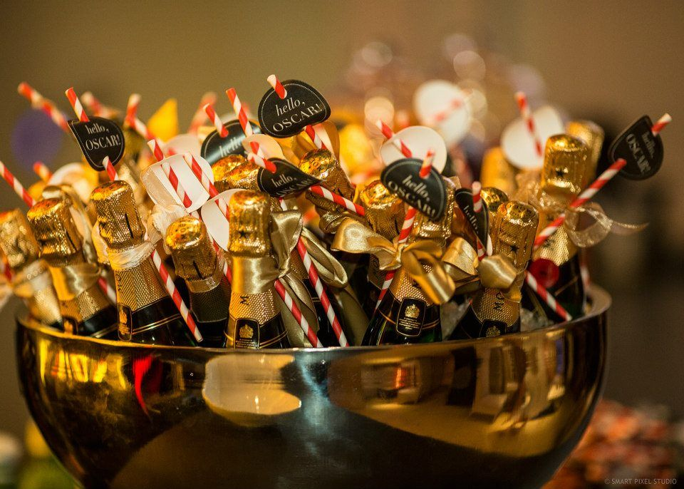 bowl fulla' mini champs Oscar party, Party, Oscar
