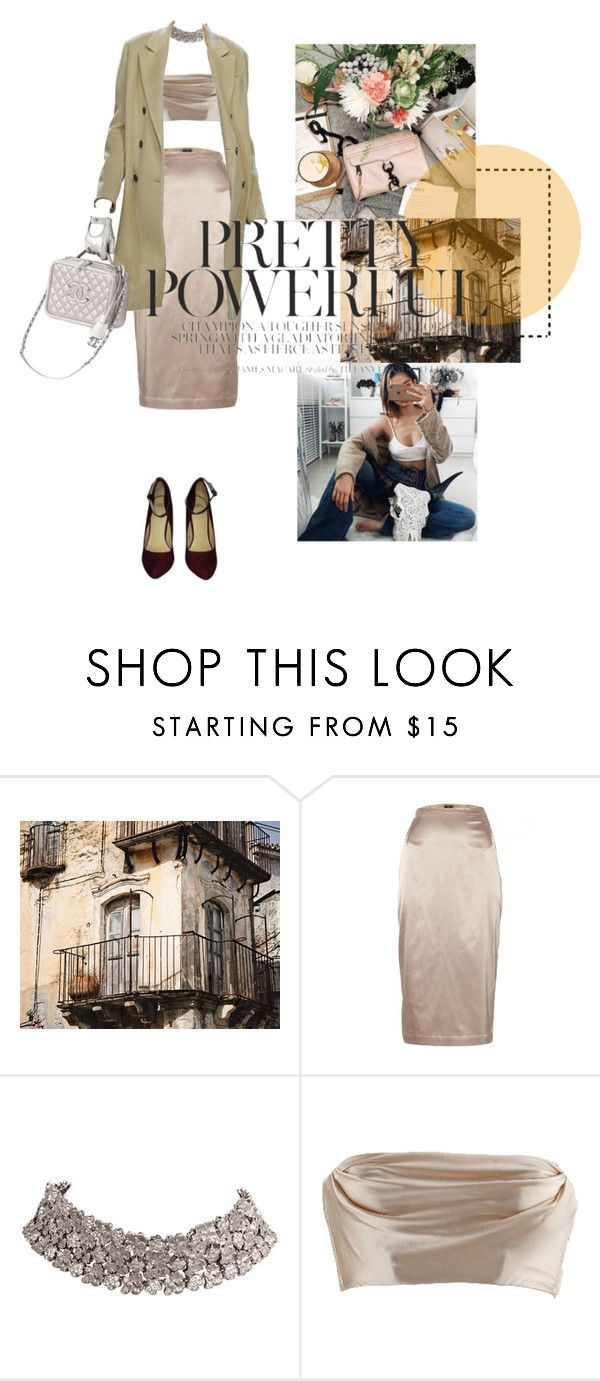 """""""Important things in life"""" by thegrey1 ❤ liked on Polyvore featuring WALL, By Malene Birger, Dolci Follie and Zara"""