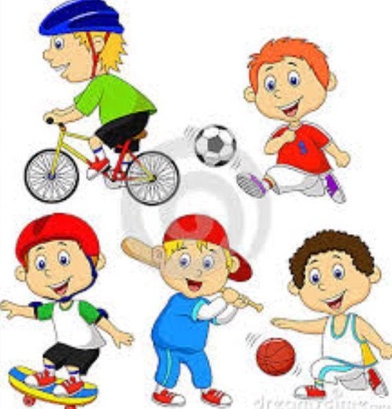 Pin De Samia Mohamed En Sport Alimentación Saludable Para Niños