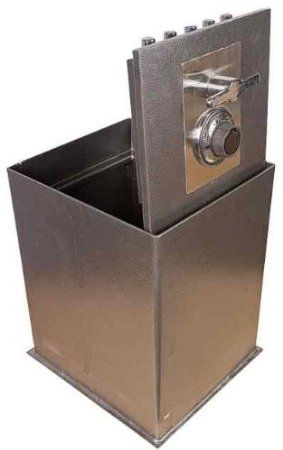 The Hollon B2500 In Ground Safe You Ll Need A Jackhammer To Pry These Loose Floor Safes Offer The Added Advantage Of Concealme Floor Safe Dial Lock Safe Lock