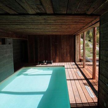 Construction Et Intgration DUne Piscine Intrieure Dans Une Maison