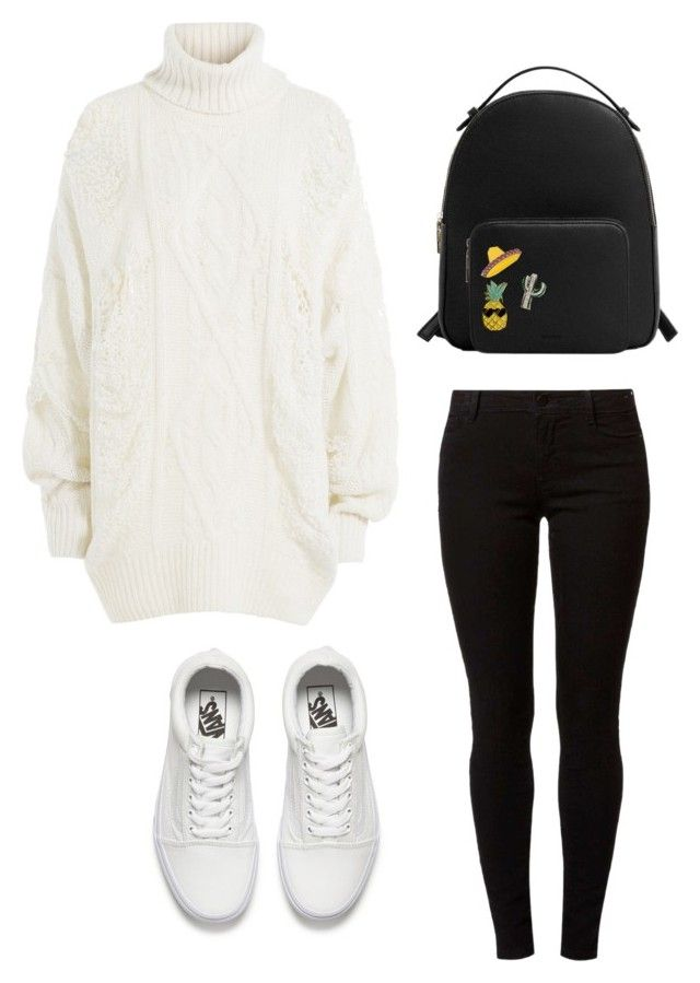 """Без названия #208"" by kuznecova0253 ❤ liked on Polyvore featuring Dorothy Perkins, Faith Connexion, Vans, MANGO and ASOS"