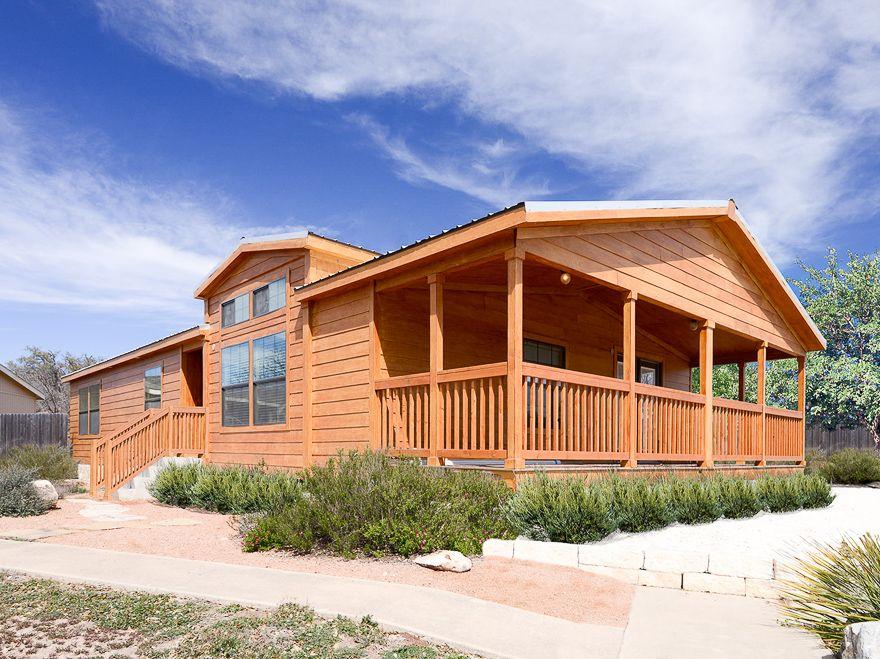 The Keuka Prefab Cabins and Modular Log Homes WoodTex