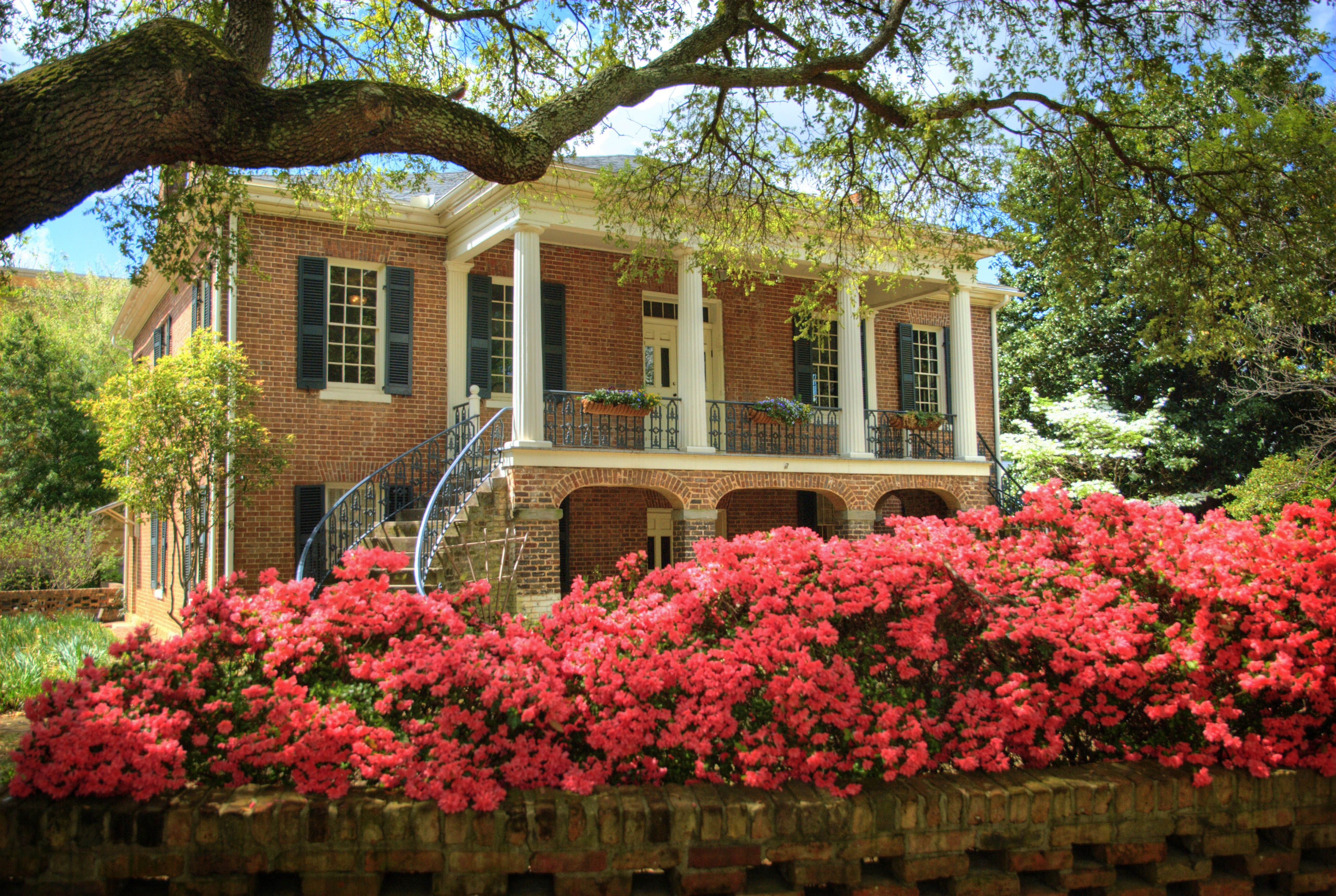 Gorgas House 1829 On The Campus Of The University Of Alabama Tuscaloosa Roll Tide Alabama College University Of Alabama The University Of Alabama