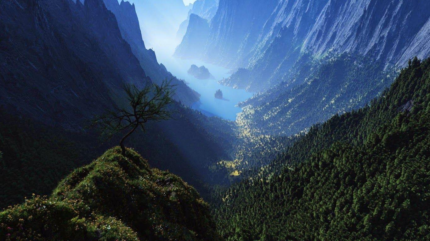 Fond Ecran Paysage Montagne Nature Paysage Montagne Fond Ecran Paysage Printanier Et Montagne Fondecrannoel Fondd Ecranpaysagemon In 2020 Nature Outdoor Wallpaper