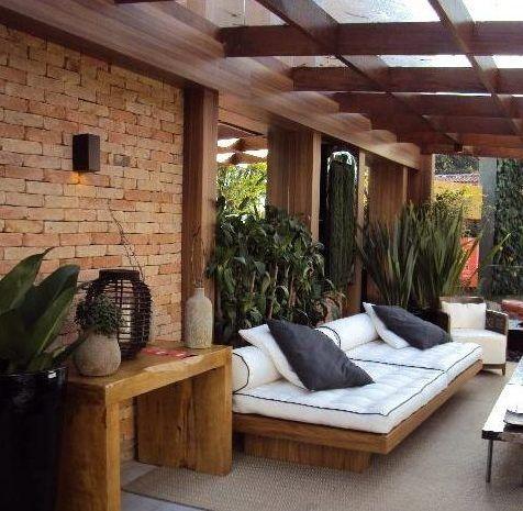 Decoracion porches con encanto decoraci n terrazas for Terraza decoracion apartamento al aire libre