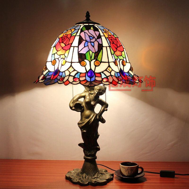 Importance Of Bedside Lighting Tiffany Lamps Shop