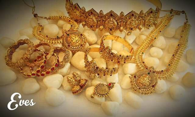Wedding Jewellery For Rent In Coimbatore
