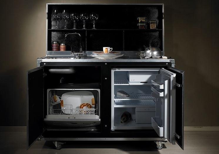 Cucina Mini Cucine NG9 Ikea Prezzo Monoblocco Tutto Al Suo Posto In ...