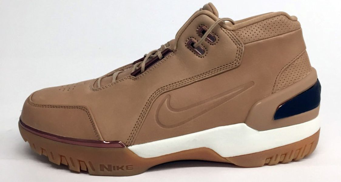 59a11fb3378f Nike Air Zoom Generation  Vachetta Tan  To Release During All-Star Weekend  - EU Kicks  Sneaker Magazine