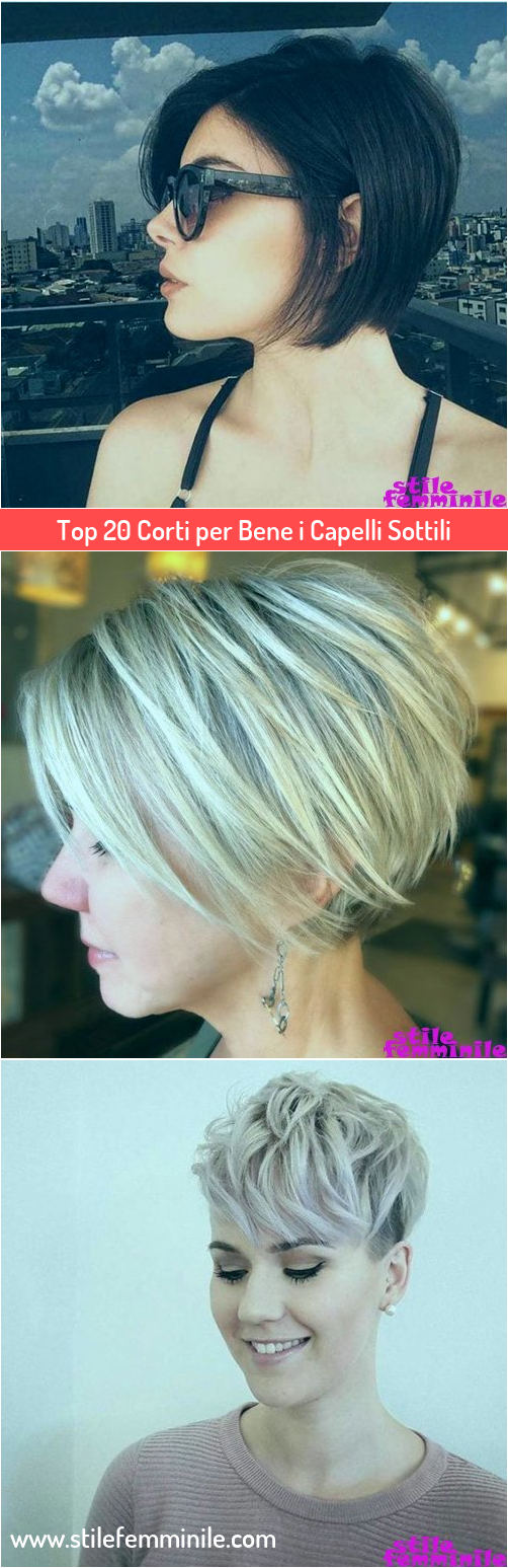 Photo of Top 20 Short for Fine Hair