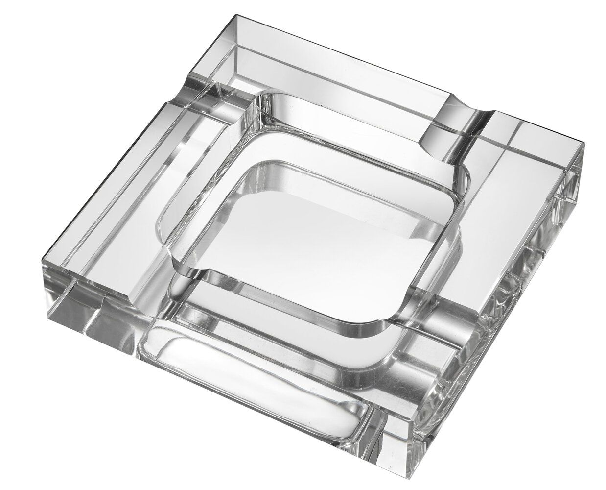 Freitag Square Crystal Cigar Ashtray In 2021 Cigar Ashtray Ashtray Cleaning Wipes
