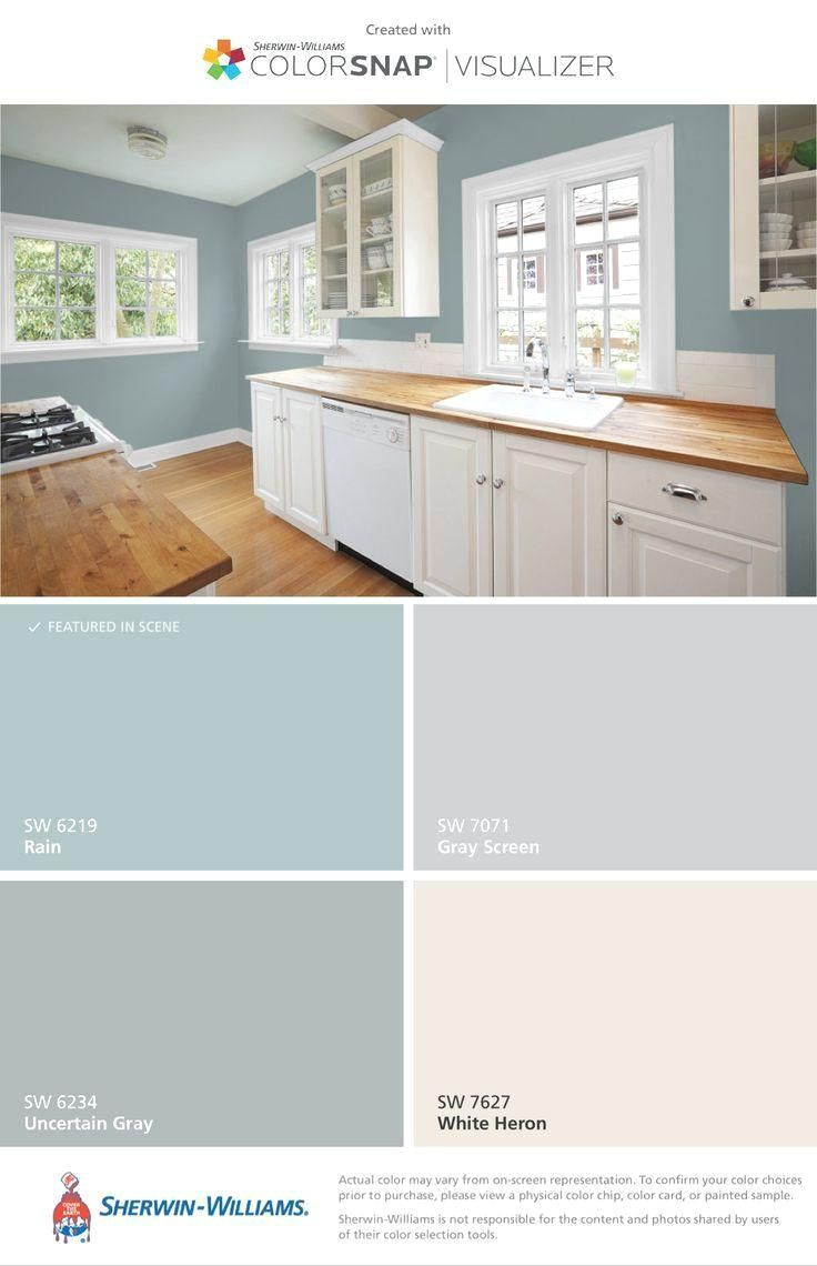 I want my house these colors. They feel beachy and cheerful.