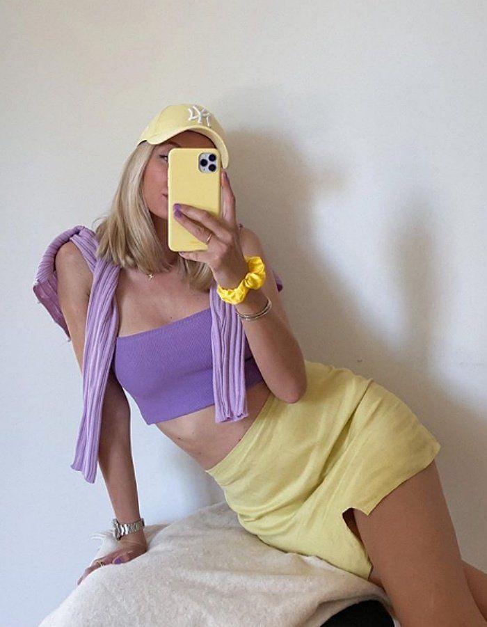 20 'Looks' llenos de colores pastel para sacar tu lado más femenino – Pastel Aesthetic