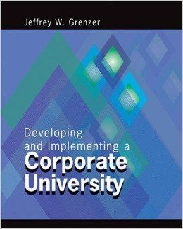 Developing And Implementing A Corporate University Jeff W Corporate University Info Development