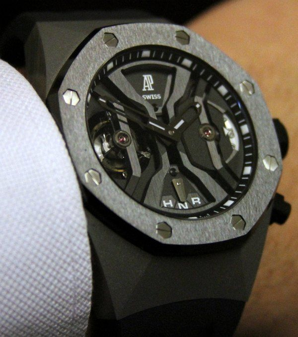 Audemars Piguet Royal Oak Concept Cs1 Tourbillon Gmt Watch