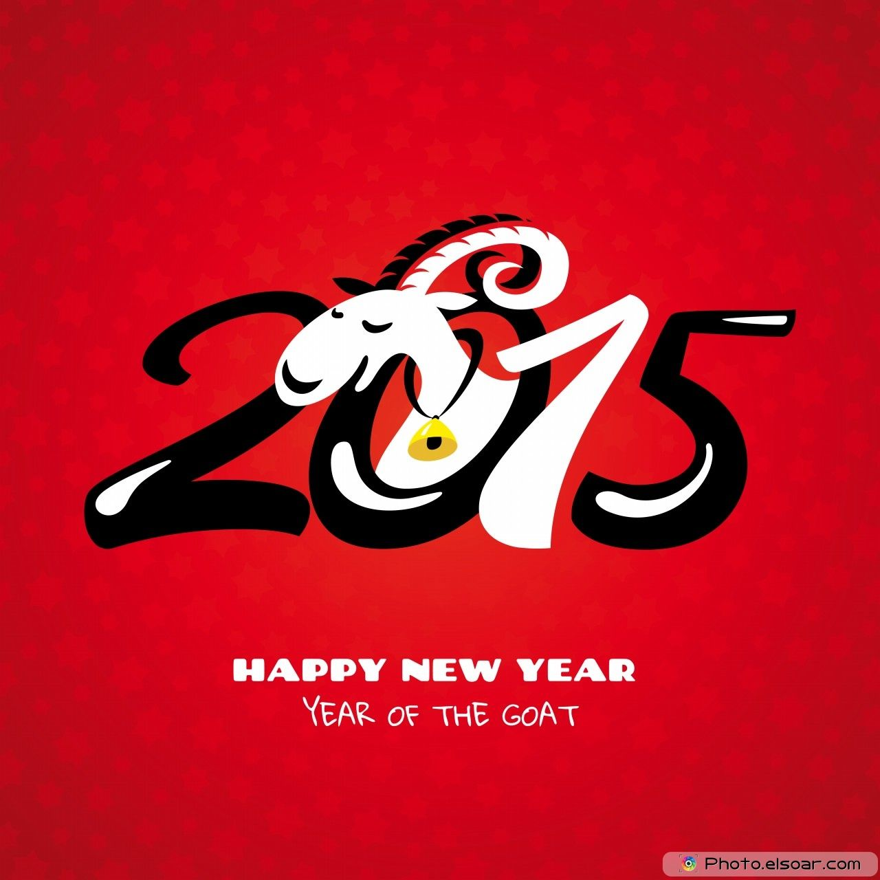 For all my friends that celebrate chinese new yearhave a very creative chinese new year greeting card ideas 2015 with red chinese new year 2015 greeting cards with goats kristyandbryce Choice Image