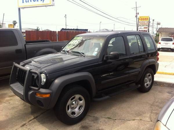 2002 Jeep Liberty Excellent Condition Jeep Jeep Liberty Craigslist Cars