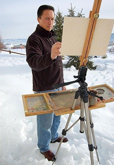 what s the best plein air easel for me master oil painting art