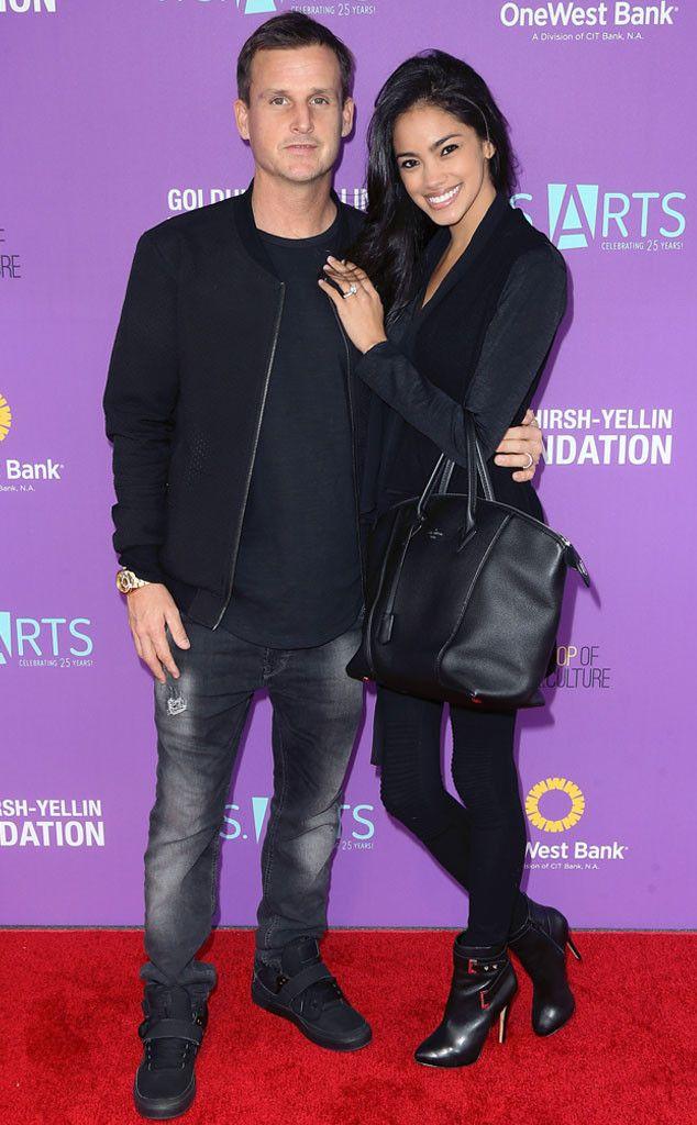 Rob Dyrkdek And Wife Make Red Carpet Debut As A Married Couple Rob Dyrdek Married Couple Debut