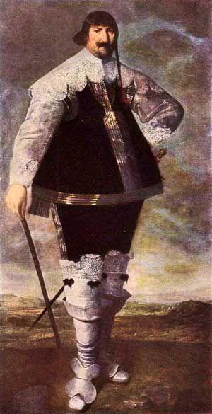 Christian 4. · Konge af Danmark · Norge fra 1588-1648. Kong Christian 4. · Maleri af Abraham ...