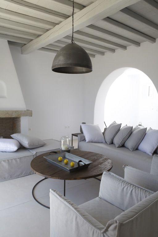 Mykonos, Mykonos Luxury Villas, Luxury Villa Carlotta Photos Gallery