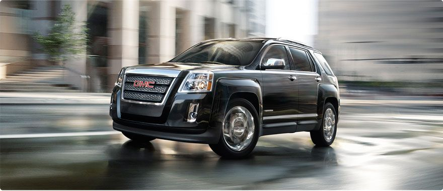 Looks And Good On Gas Gmc Terrain Small Suv Suv