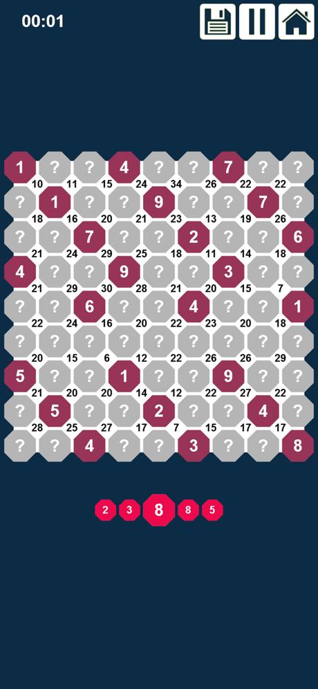 Sudoku Octangles Crossword Sudoku Sudoku, Reasoning