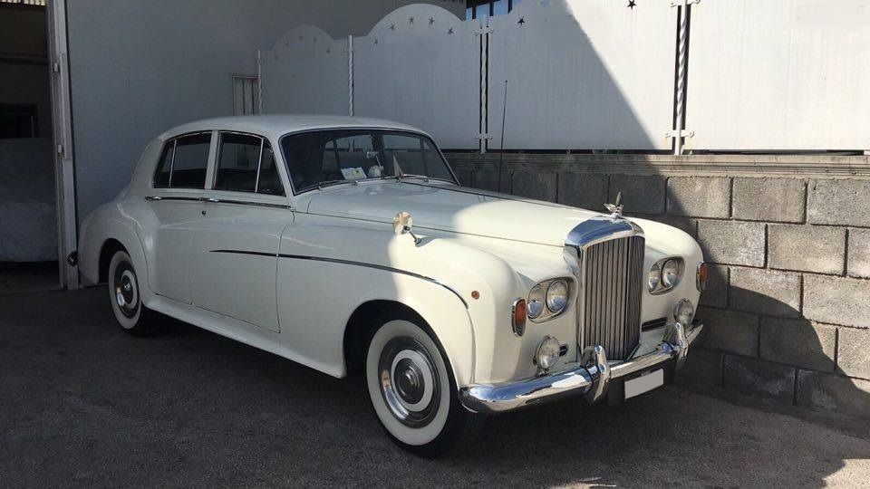 Bentley S3 | Auto Sposi Campania Napoli