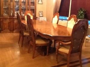 "long island furniture by owner ""dining room set"