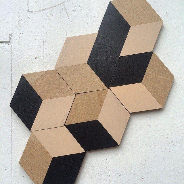 Fancy - Table Tile Coasters
