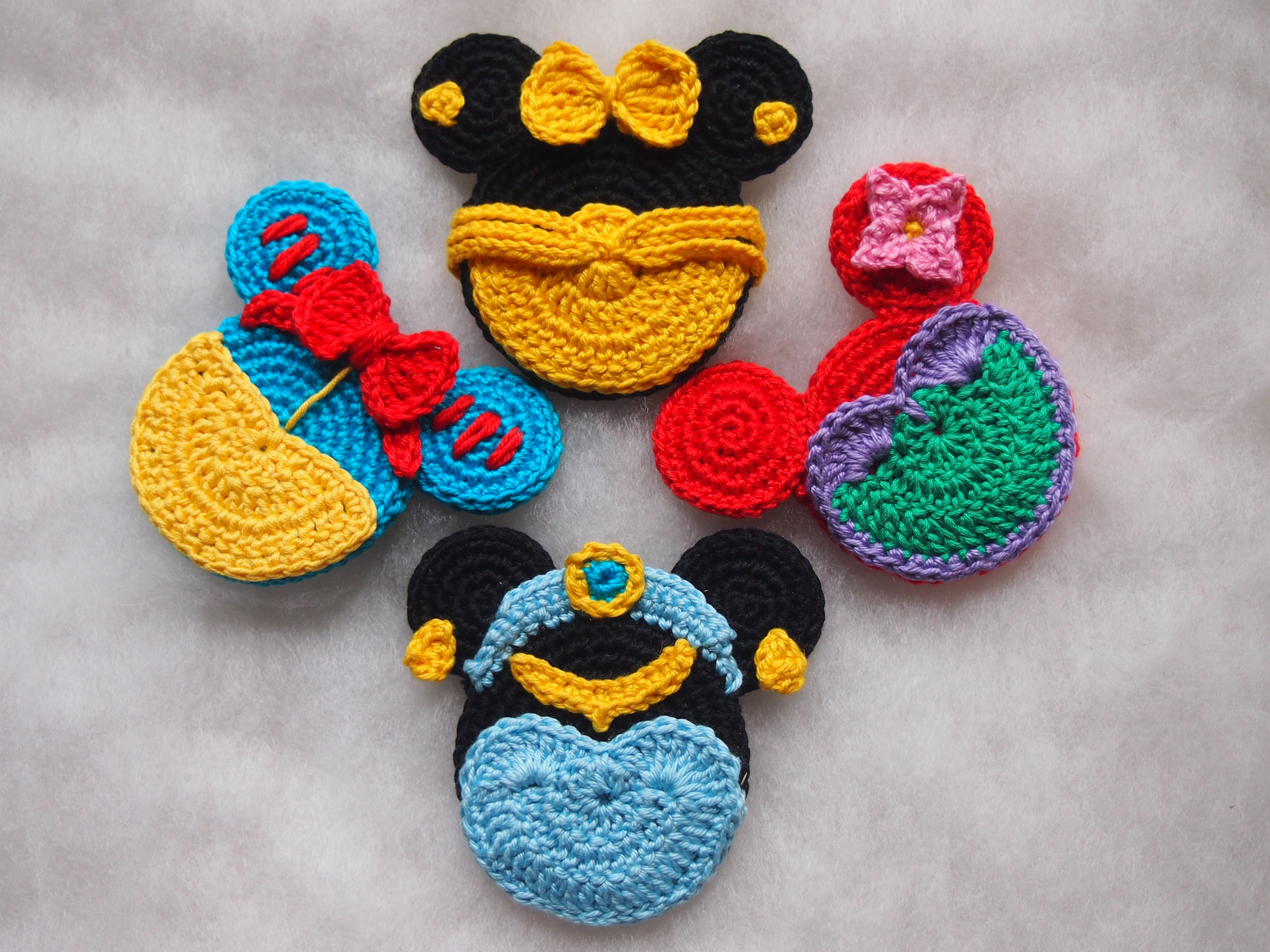 Disney minnie mouse crochet pattern snow white jasmine ariel disney minnie mouse crochet pattern snow white jasmine ariel and belle disney princess princess minnie head bankloansurffo Choice Image