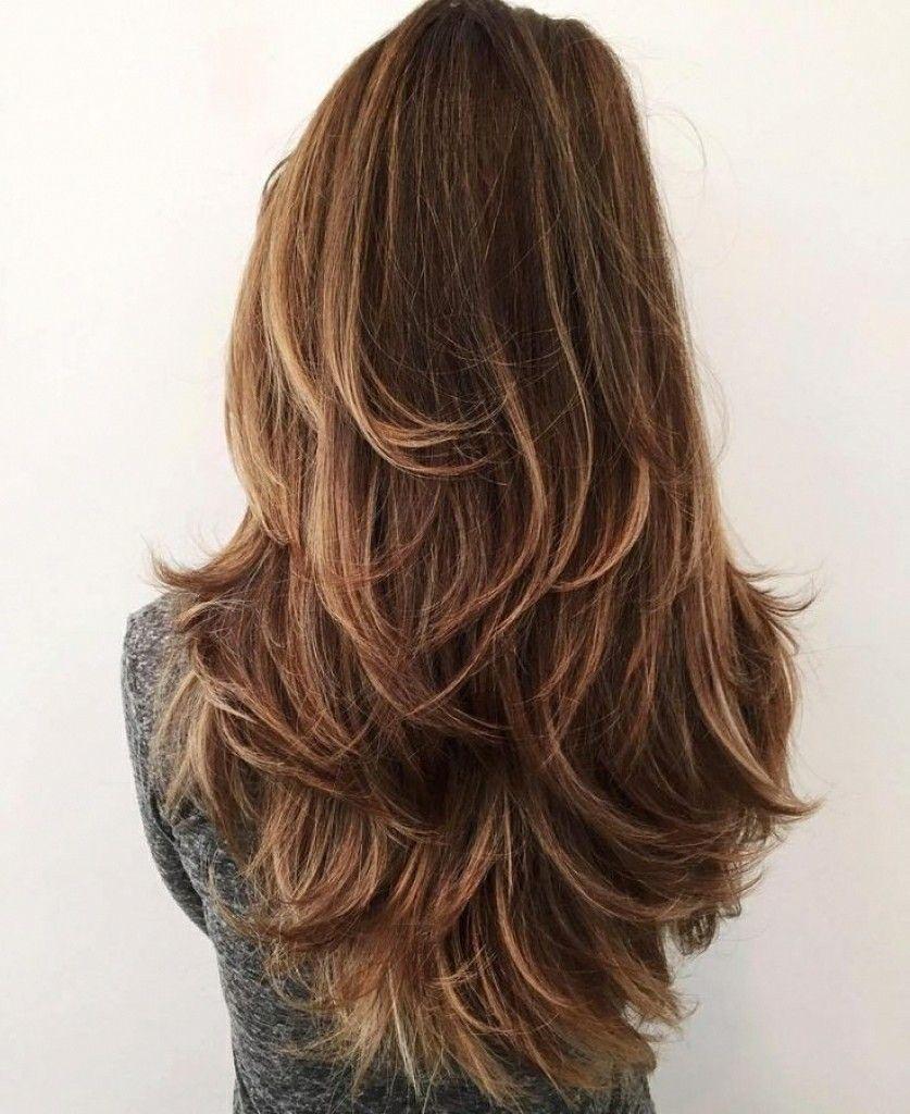 Lush Hair Haircuts For Long Hair With Layers Long Hair Styles Long Wavy Haircuts