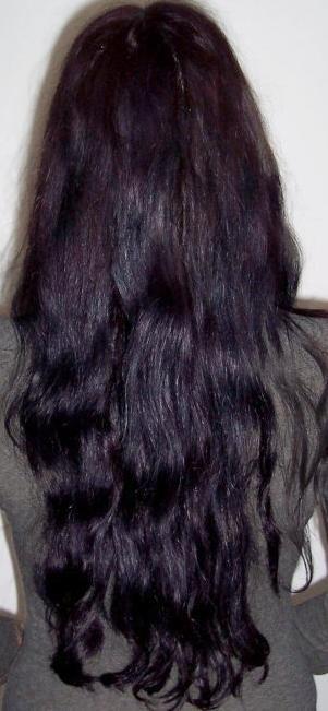 Black Henna Hair Google Search