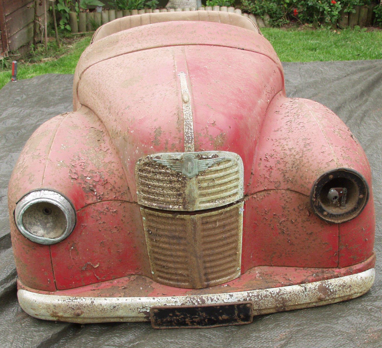 Austin J40 Pedal Car - http://www.ebay.co.uk/itm/291231774435 ...