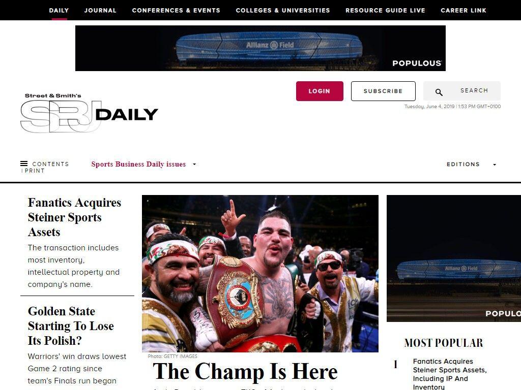 Ideas Sports Best Websites News Sports Business