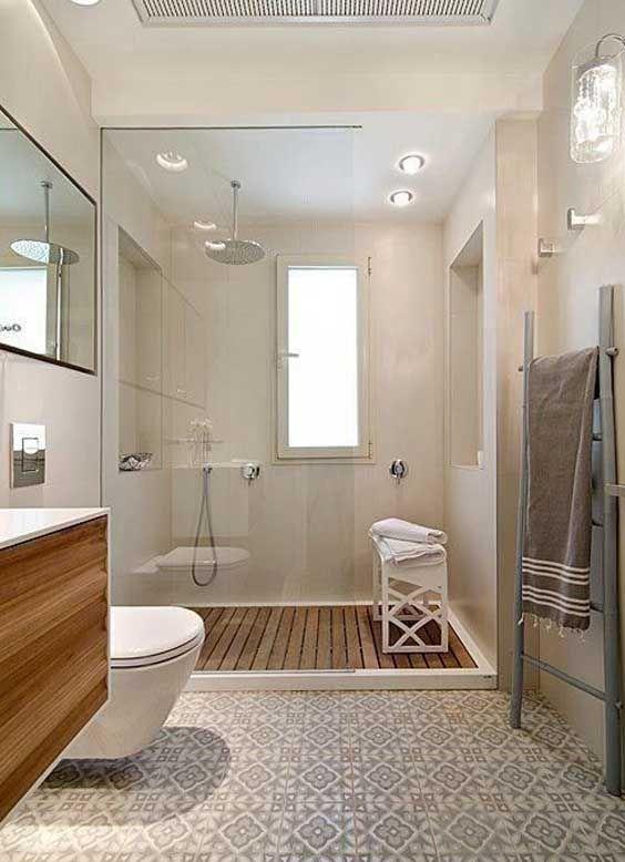 Azulejos en piso ba o azulejos para ba os peque os for Ceramicas de banos pequenos