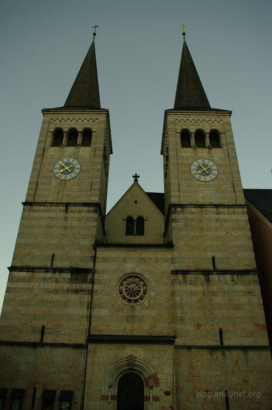 Stiftskirche Berchtesgaden