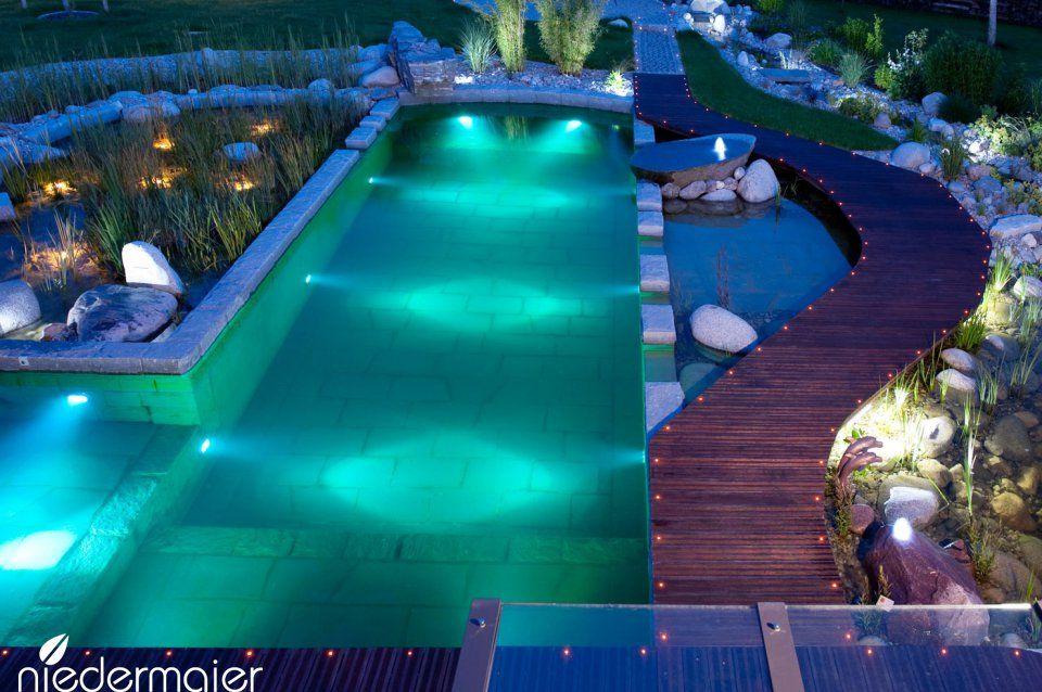 Wellness Garten Gartendesigns Niedermaier Garten Freiraume Gmbh Purfing Vaterstetten Bei Munchen Garten Design Schwimmteich Natur Pool