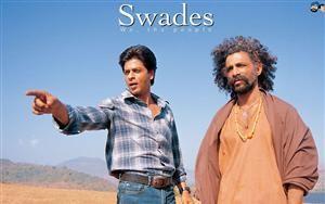 Swades Hd Movie Wallpaper 15 Srk Movies Shah Rukh Khan Movies Bollywood