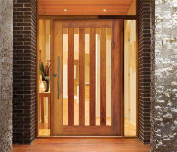 Corinthian Doors Door System Pivot front entry door & Corinthian Doors: Door System: Pivot front entry door | 1p3 ...
