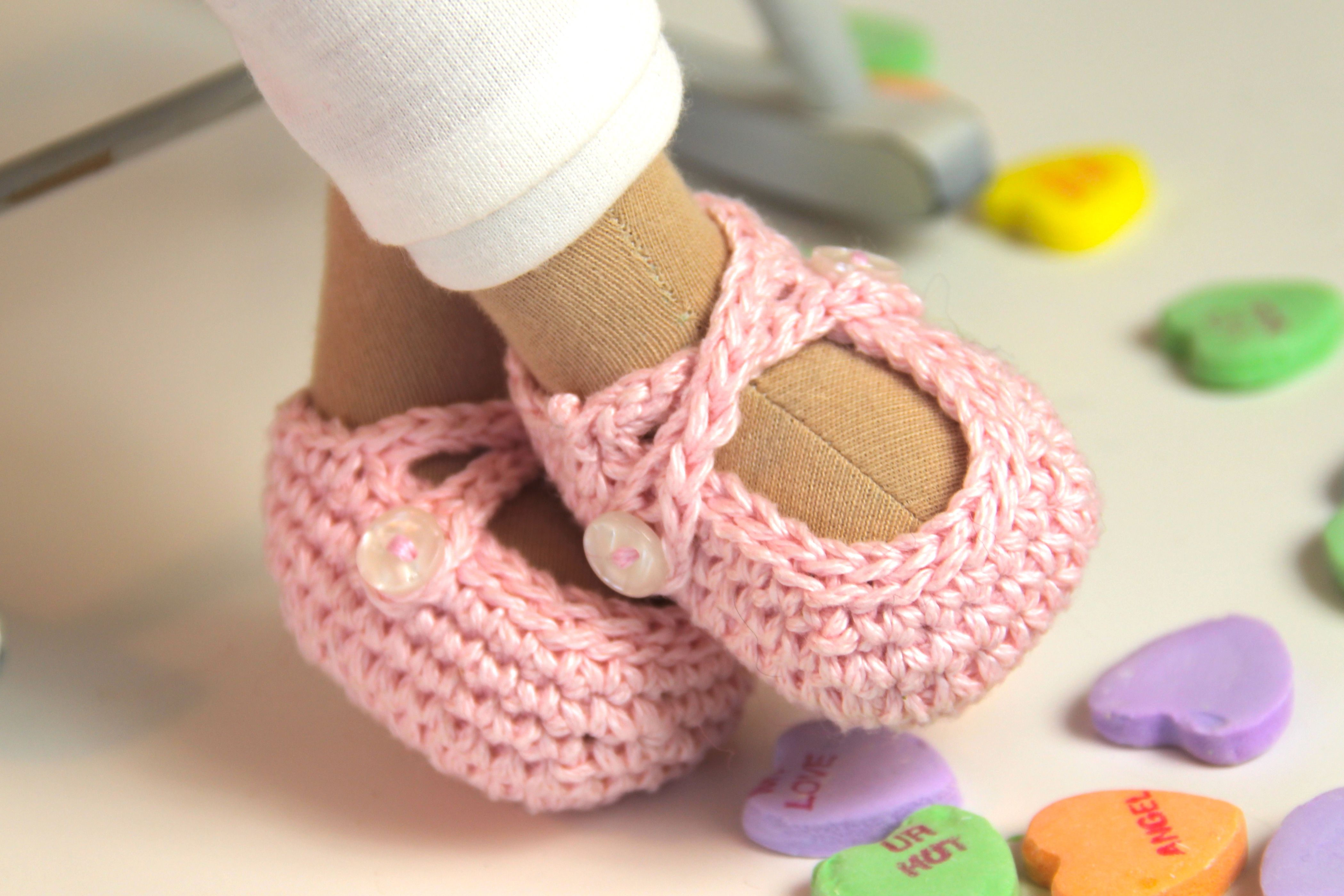 Luxie\'s slippers | Waldorf Dolls | Pinterest