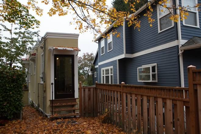 4 Ft Wide House In Seattle Wa Currently For Sale With Images
