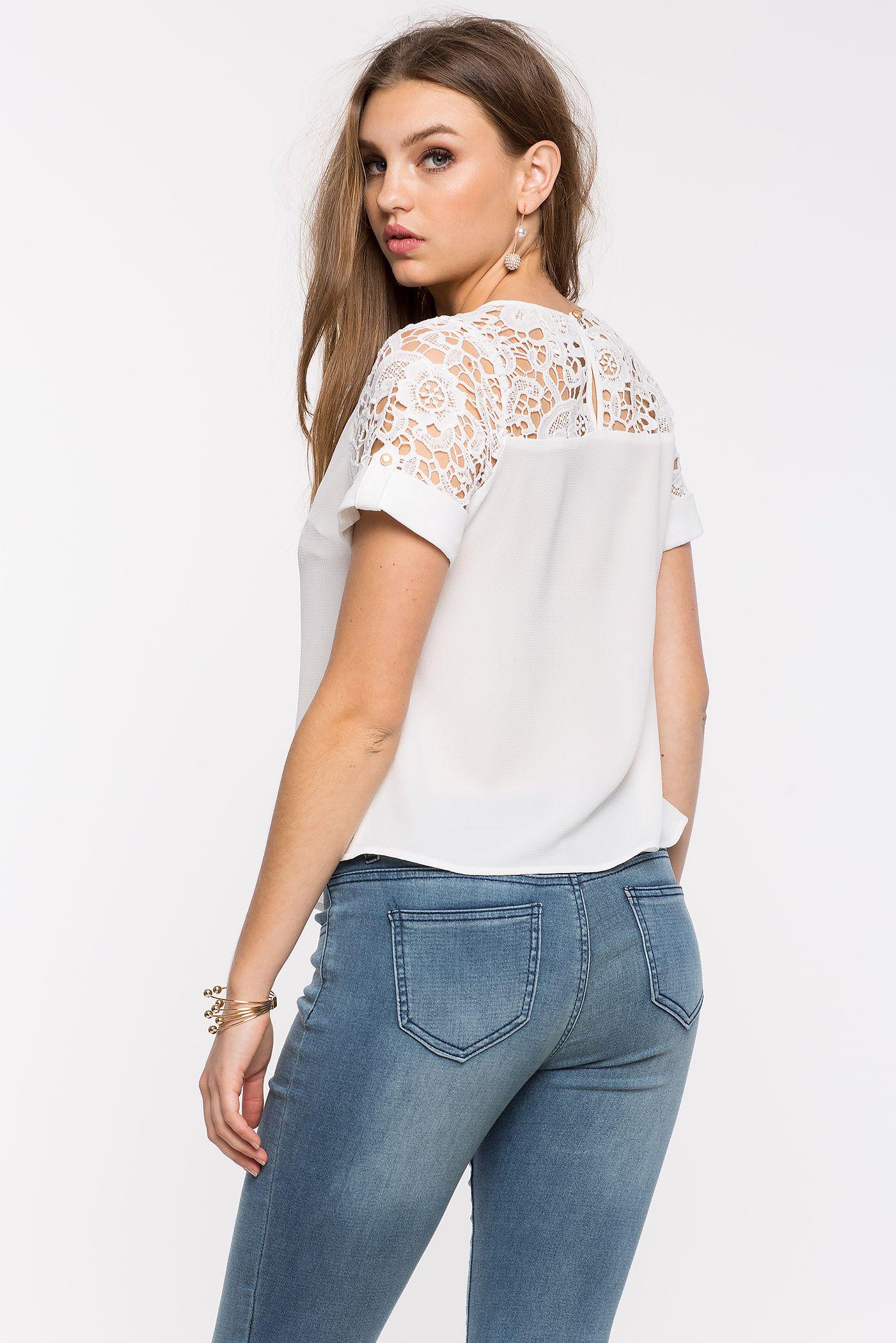 Блуза Размеры: S, M, L Цвет: белый, розовый, коралловый, банановый Цена: 1217 руб.     #одежда #женщинам #блузы #коопт
